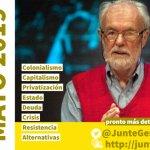 En la semana internacional de los trabajadores un reconocido crítico al capitalismo a nivel mundial visita a Puerto Rico 1ero de mayo de 2019