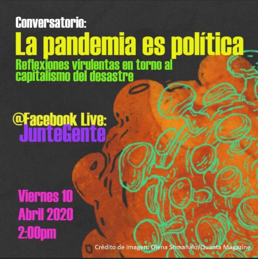 La pandemia es política